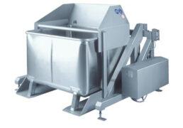 Plastik ja metallkonteinerite tõstukid